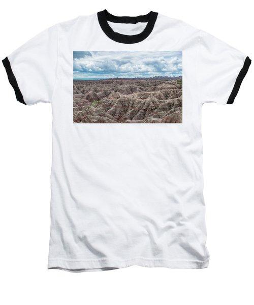 Big Overlook Badlands National Park  Baseball T-Shirt