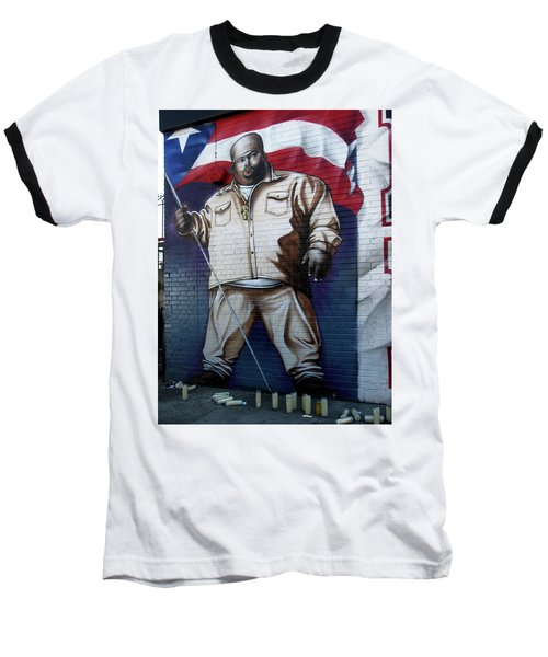 Big Pun Baseball T-Shirt