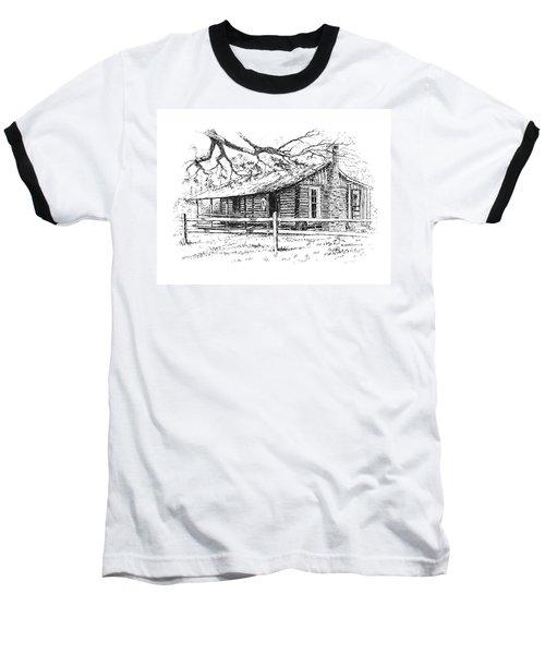 Big Thicket Information Center Baseball T-Shirt