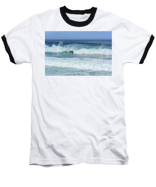 Big Waves Baseball T-Shirt
