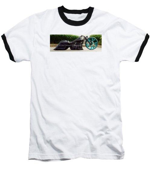 Baseball T-Shirt featuring the photograph Big Wheel - No.1215 by Joe Finney