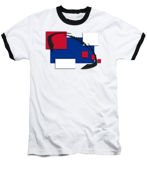 Bills Abstract Shirt Baseball T-Shirt