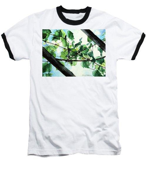 Biltmore Grapevines Overhead Baseball T-Shirt
