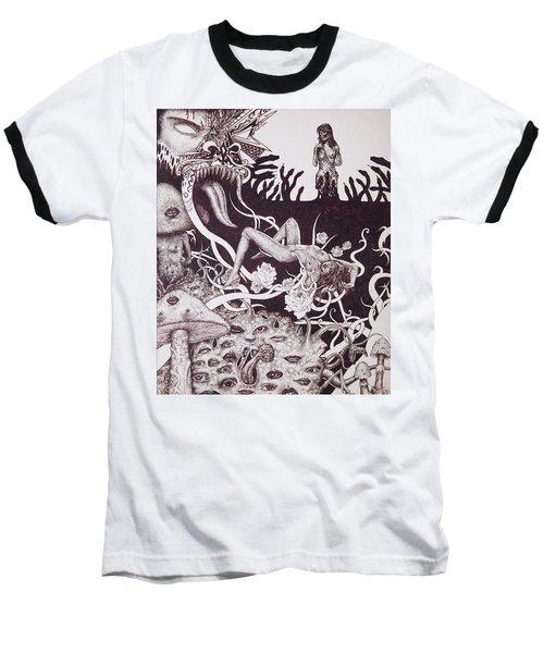 Binah Qlippoth Baseball T-Shirt
