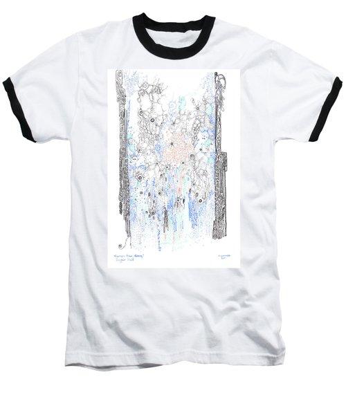 Bingham Fluid Or Paste Baseball T-Shirt