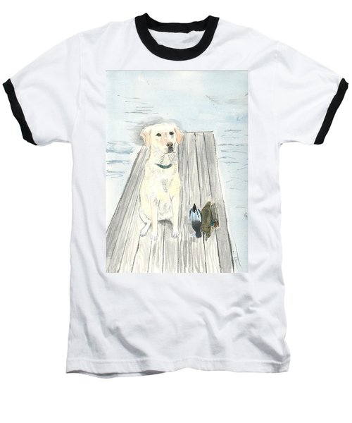 Bird Dog Baseball T-Shirt