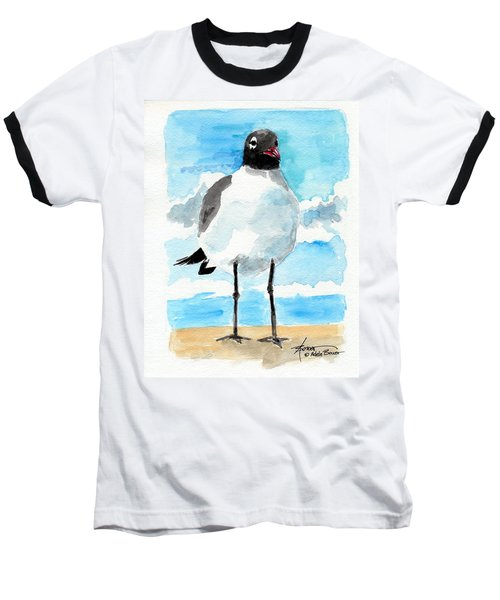Bird Legs Baseball T-Shirt