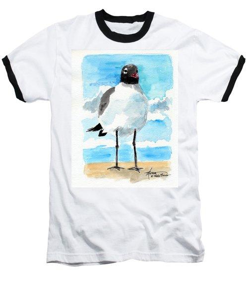 Bird Legs Baseball T-Shirt