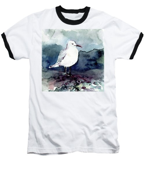 Black-billed Gull Baseball T-Shirt