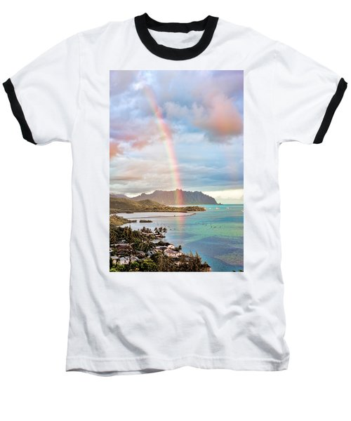 Black Friday Rainbow Baseball T-Shirt