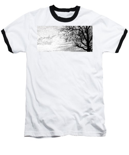Black Rain Baseball T-Shirt