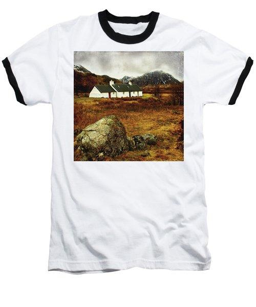 Blackrock Cottage Glencoe Baseball T-Shirt