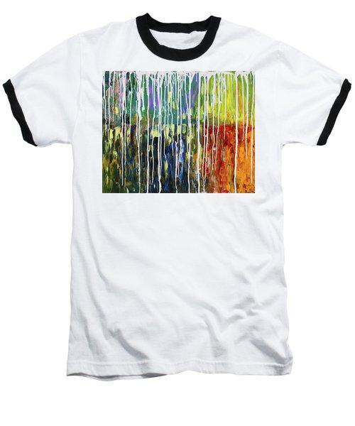 Bleached Baseball T-Shirt