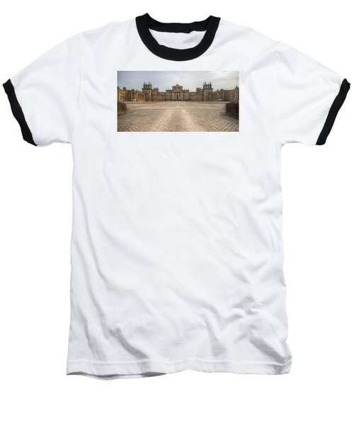 Blenheim Palace Baseball T-Shirt by Clare Bambers