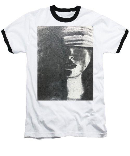 Blind Justice Baseball T-Shirt