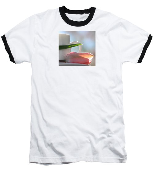 Baseball T-Shirt featuring the photograph Bliss by Angela Davies