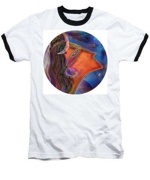 Bliss Shiva Baseball T-Shirt