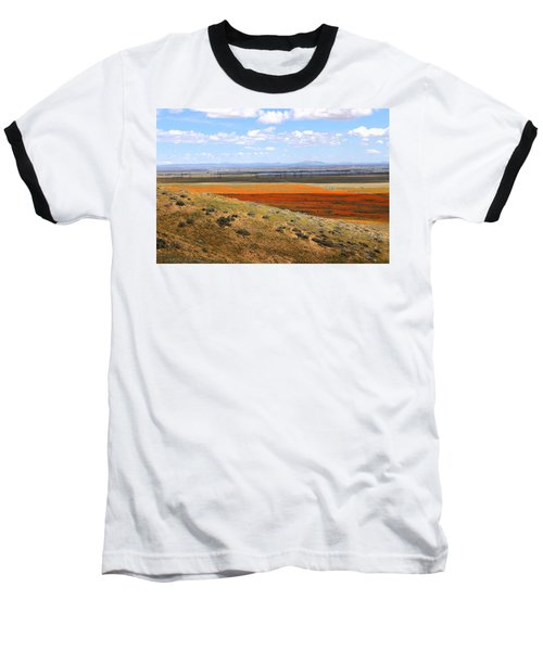 Blooming Season In Antelope Valley Baseball T-Shirt