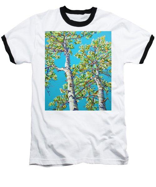 Blossoming Creativitree Baseball T-Shirt