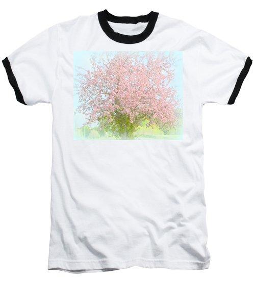 Blossoms Baseball T-Shirt