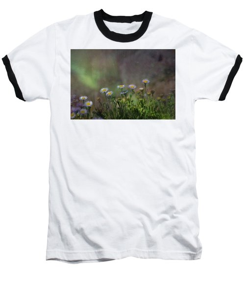 Blowing In The Breeze Baseball T-Shirt