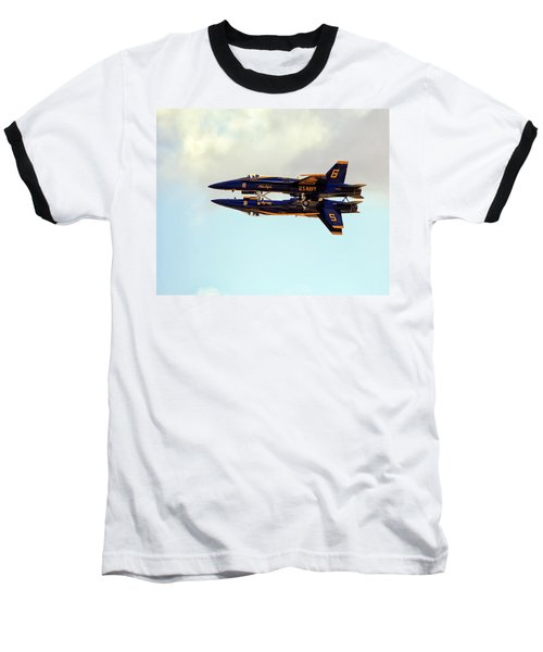 Blue Angels 1 Baseball T-Shirt