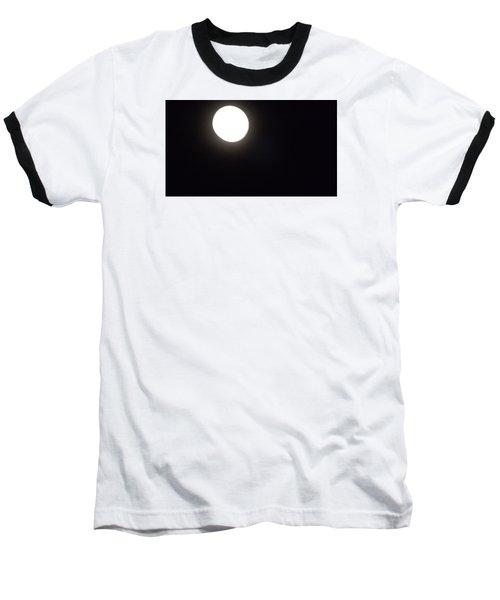 Blue Moon In July Baseball T-Shirt