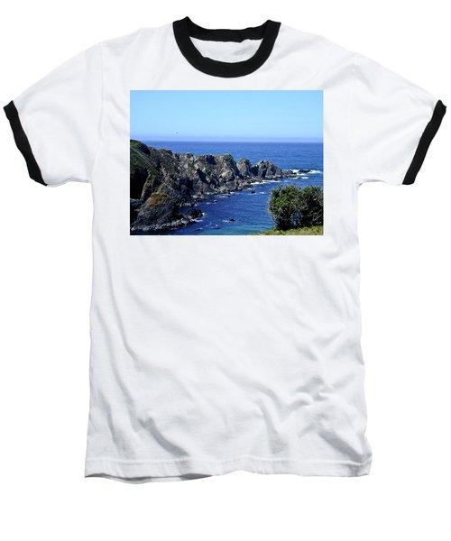 Blue Pacific Baseball T-Shirt
