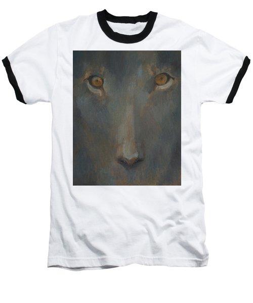 Blue Sphinx Baseball T-Shirt
