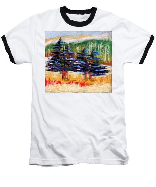 Blue Spruce Stand Baseball T-Shirt