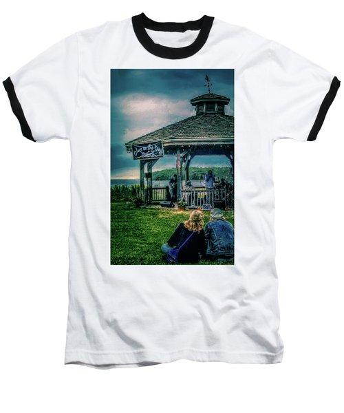 Blues On The Bay Baseball T-Shirt
