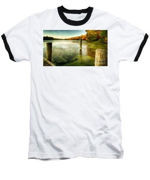 Blydenberg Park In The Fall Baseball T-Shirt