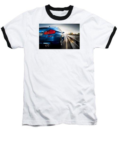 BMW Baseball T-Shirt by Lanjee Chee