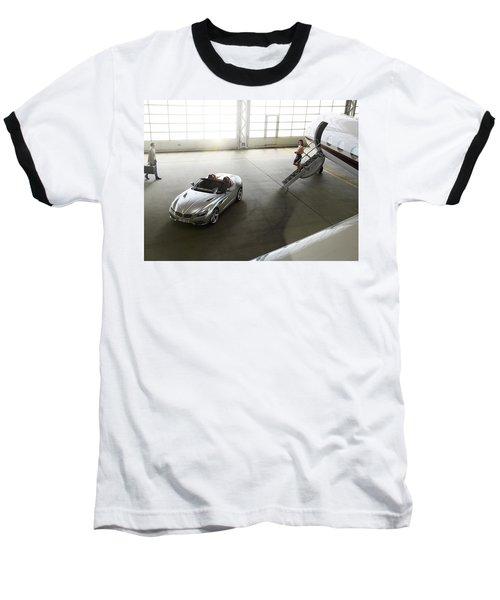 Bmw Zagato Roadster Baseball T-Shirt