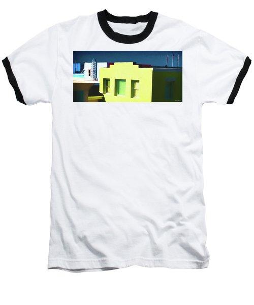 Boardwalk Carolina Beach Baseball T-Shirt