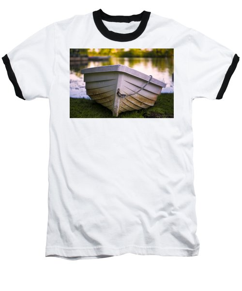 Boat On Land Baseball T-Shirt