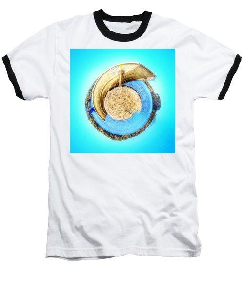Boat Spin Baseball T-Shirt