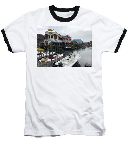 Boat Yard Baseball T-Shirt