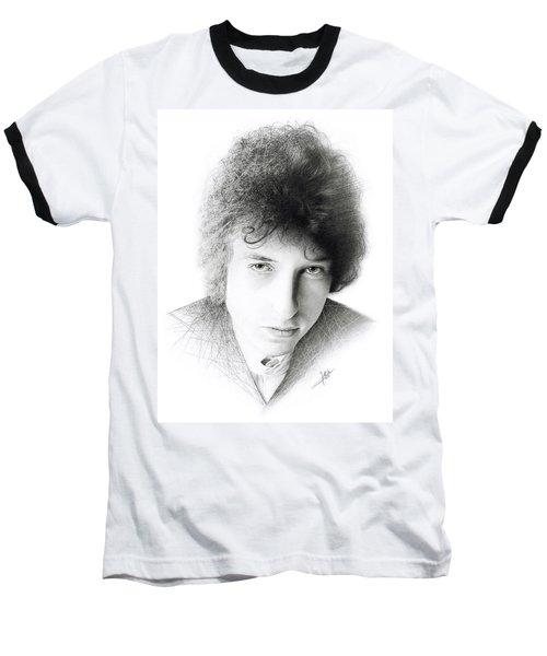 Bob Dylan Baseball T-Shirt