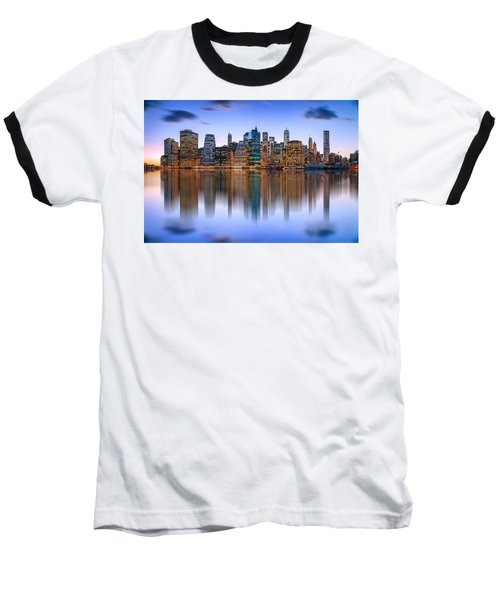 Bold And Beautiful Baseball T-Shirt by Az Jackson