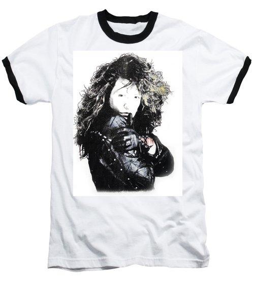 Bon Jovi Baseball T-Shirt by Gina Dsgn