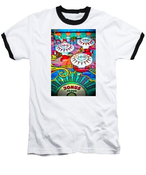 Bonus Points - Pinball Baseball T-Shirt
