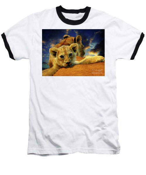Born Free IIi Baseball T-Shirt