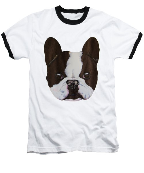 Boston Terrier Baseball T-Shirt