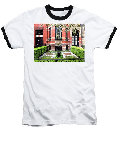 Boston's Back Bay Baseball T-Shirt