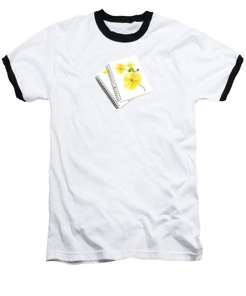 Botanique-2 Baseball T-Shirt