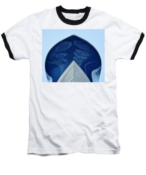 bow, deep V Baseball T-Shirt