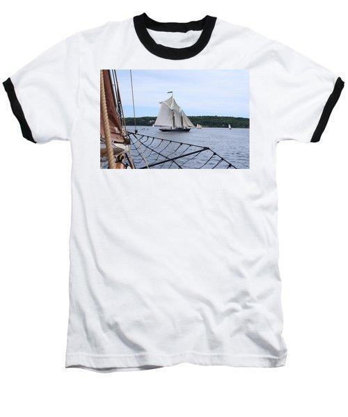 Bowditch Under Full Sail Baseball T-Shirt