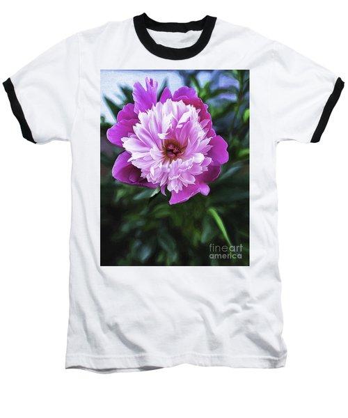 Bowl Of Beauty Baseball T-Shirt