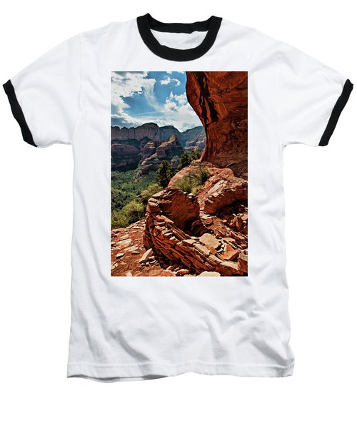 Boynton Canyon 08-160 Baseball T-Shirt